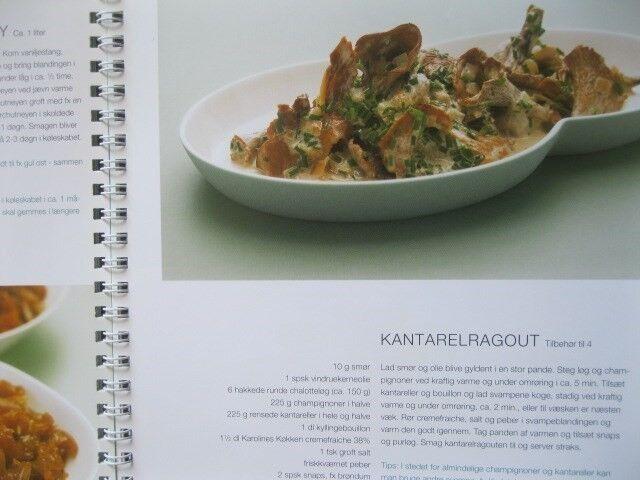 En bid af Danmark, Karolines Køkken, emne: mad og vin