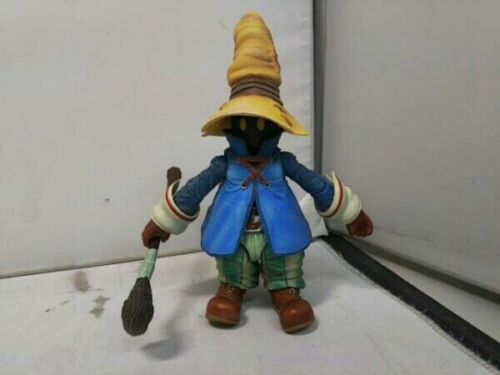 Final Fantasy IX PLAY ARTS VIVI Action Figure From Japan Free Shipping