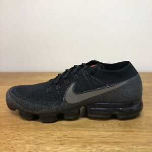 ae93a3e385d5c Nike Nikelab Air Vapormax Black Dark Mushroom 899473-010 Men's SIze ...