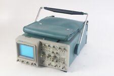 Tektronix 2467b 4 Channel 400mhz Analog Oscilloscope No Probe