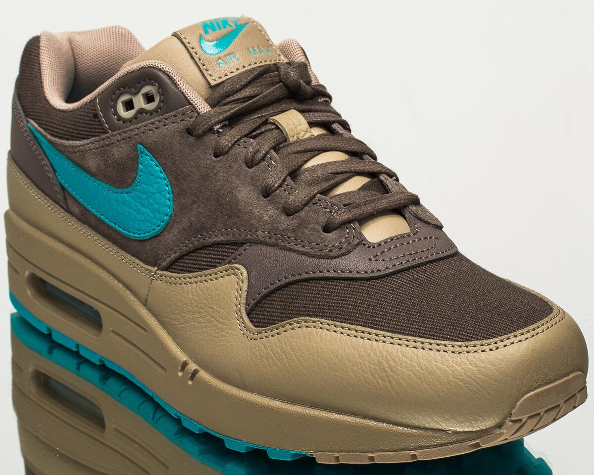 Nike Informal Max 1 Premium Hombres Estilo De Vida Air Informal Nike Tenis Nuevo Marrón 875844-200 0bd888