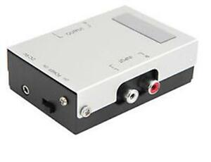 Turntable-Pre-Amp-Amplifier-2-x-Phono-RCA-Stereo-for-Line-Level-amp-AUX-Input