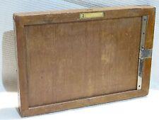 """Cassette plate Film Back Holder for wooden wood camera FKD 13x18cm 5x7""""  6451"""
