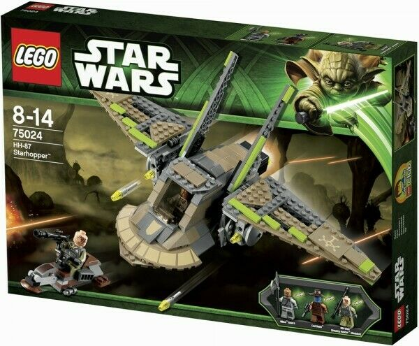 Lego STAR WARS 75024  NEW SEALED NO PAYPAL