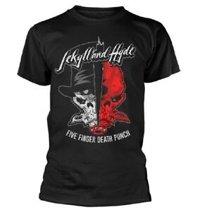 Kleidung & Accessoires T-shirts Five Finger Death Punch Jekyll & Hyde T-shirt
