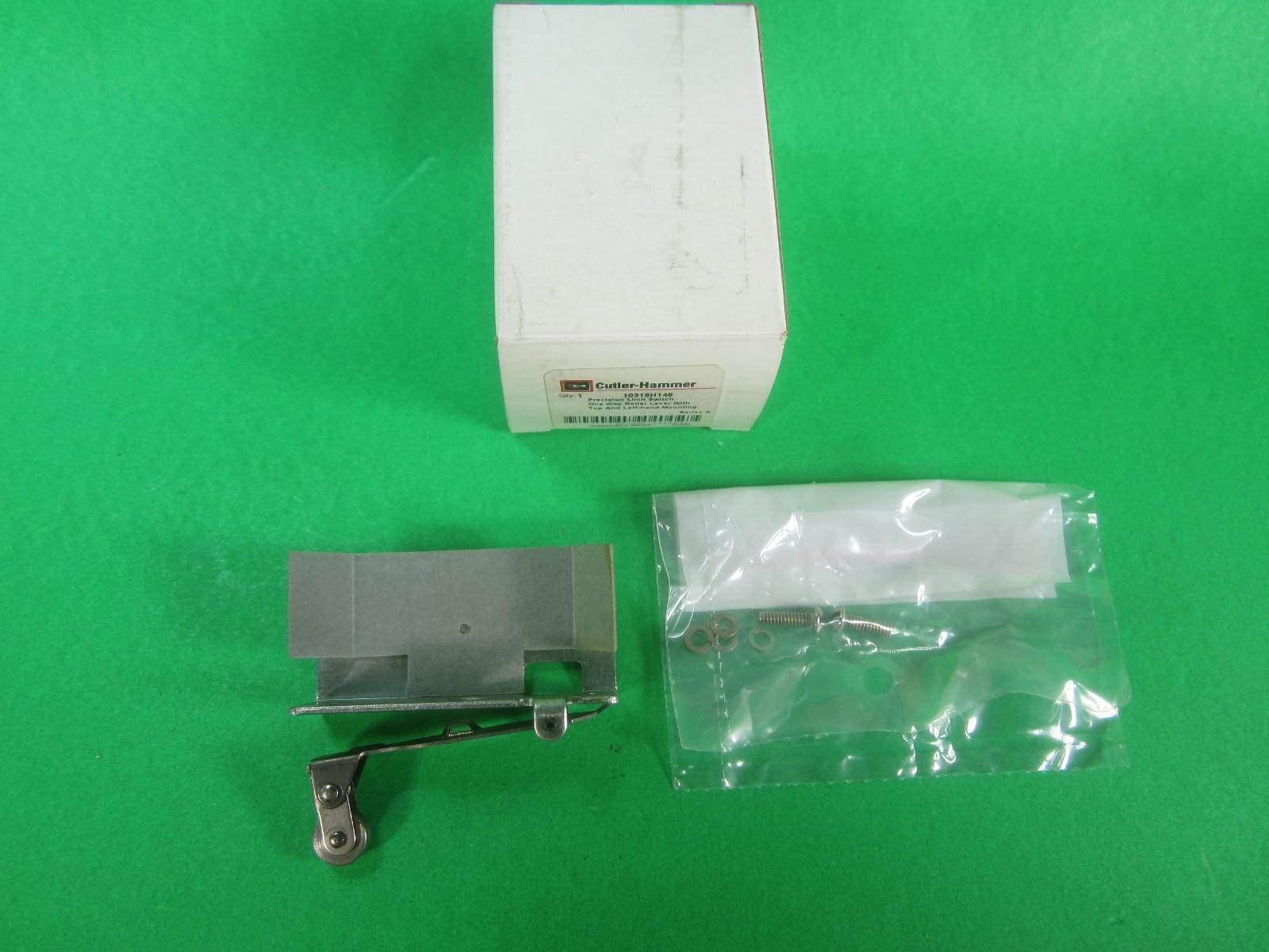Cutler-Hammer Precision Limit Switch -- 10316H148 -- New