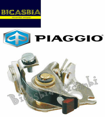 1031335 - Originale Piaggio Ruttore Punte Contatti 50 Si Ciao Bravo Boxer Grillo