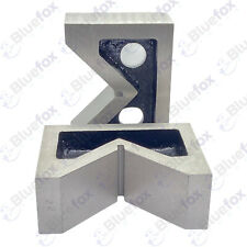 Cast Iron Vee Block Set Of 2 Pieces 4 X 1 12 X 3 Inch V Block Without Clamp