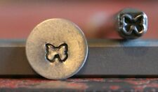 SUPPLY GUY 5mm Butterfly Metal Punch Design Stamp SGC-19, Made in the USA