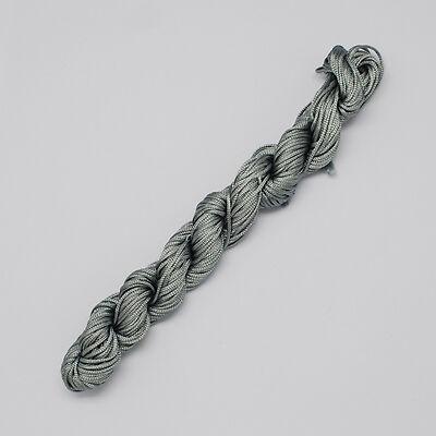 fil cordon nylon pour bracelet perles shamballa macramé création bijoux Ø 1mm