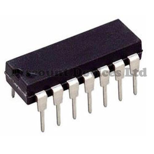 1-10pcs   LM837 N Quad op amp IC National Semiconductor