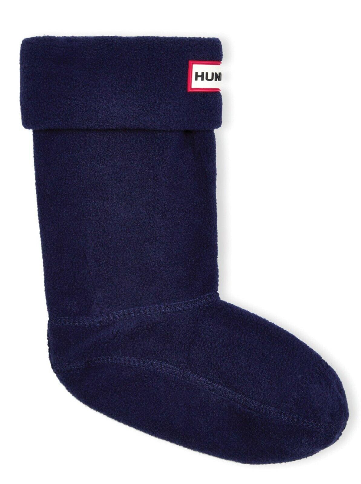 Red New In Box Hunter Kids Original Boot Socks eu24-27 Size Uk7-9