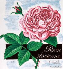 Yt  1357 A ROSE ANCIENNE ORLEANS  FRANCE  FDC  ENVELOPPE PREMIER JOUR