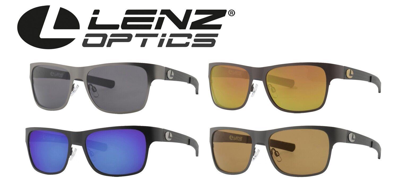 Lenz Optics Sela Titan   Carbon Sunglass - Polarisationsbrille, Angelbrille