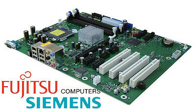 Motherboard P4 Fujitsu-Siemens D1826 So775 Intel 915P ATX