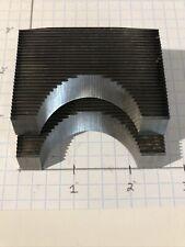 1 1116 Bead Moulding Knives Weinigschmidtm 3 Hs Corrugated Knives Moulder