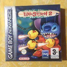 LILO & STITCH 2 - GAME BOY ADVANCE GB GBA - NEW SEALED - NUOVO - PAL NES