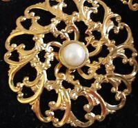 Vintage Avon Flower Blossom Pin Only 1992 Rare