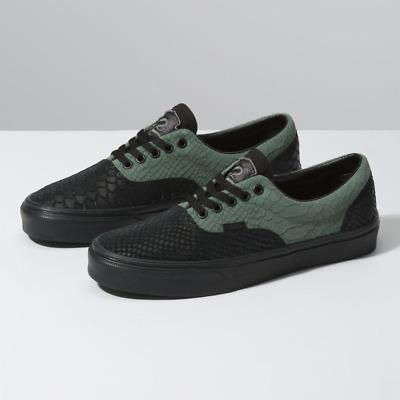 distancia responsabilidad ropa interior  NEW Vans x Harry Potter Era Slytherin Snake Shoes size 9.0 Men's / 10.5  Women's | eBay