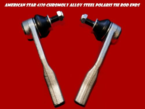 American Star 4130 Chromoly Tie Rod End Set For Polaris General 4 1000 17-up