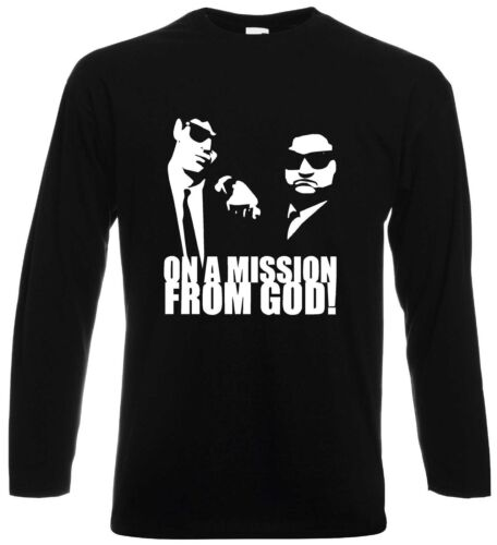 BLUES BROTHERS Herren Shirts On a Mission from God