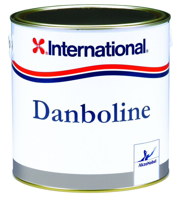 INTERNATIONAL PAINTING DANBOLINE WHITE 001 25.4 oz YMA102 750AD