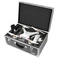 HMF DJI Phantom 3 Transportkoffer, Koffer, Alurahmen, Aufbewahrungskoffer