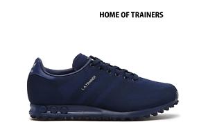 adidas LA Trainer Weave Navy Blue
