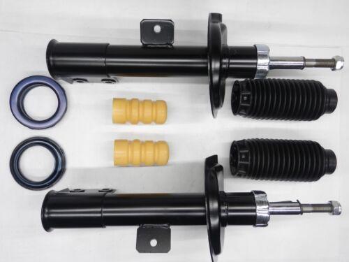 2x Stoßdämpfer Gas Domlager Staubschutz Satz vorne für Citroen C4 Peugeot 307