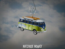 Volkswagen Samba Surfer Bus Van Ornament VW Kombi Surf Shop Peace Bulli Splitty