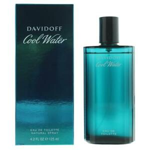 Davidoff-Cool-Water-Eau-de-Toilette-125ml-Spray-For-Him-NEW-Men-039-s-EDT