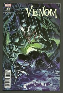 VENOM #165 Mike Deodato Variant 1st Appearance Baby Symbiote SLEEPER First Host