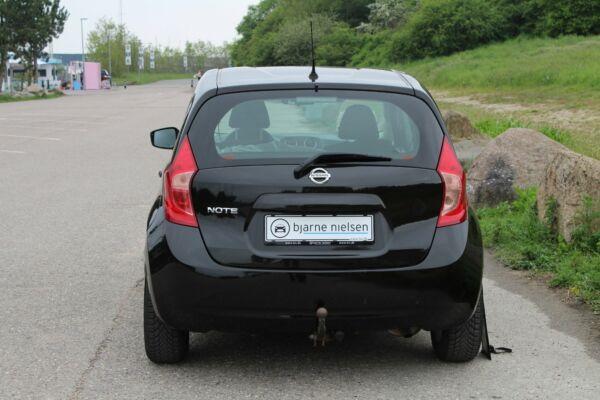 Nissan Note 1,2 Visia - billede 4
