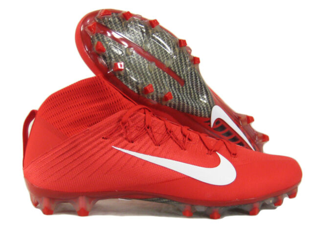 Nike Vapor Untouchable 2 Cf Football Cleats Supreme Red White 924113 600 Sz 15 For Sale Online Ebay