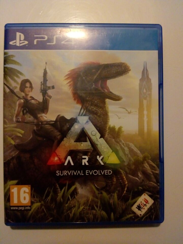 Spil, PS4, action
