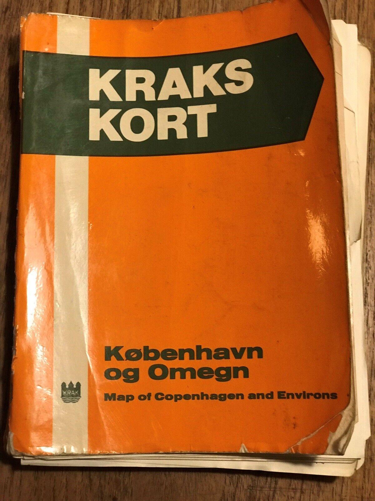 Boger Og Blade Kraks Kort Dba Dk Kob Og Salg Af Nyt Og Brugt