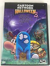 Cartoon Network Halloween Vol 3 Sweet Sweet Fear Dvd 2006 For Sale Online Ebay