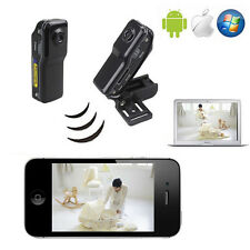 WIFI IP Wireless Mini Spy Remote Surveillance Camera Security For Android IOS DE