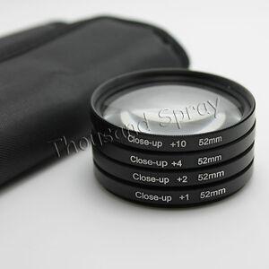 52mm-Close-Up-Macro-1-2-4-10-Lens-Filter-Kit-For-Nikon-D3200-D5300-18-55mm