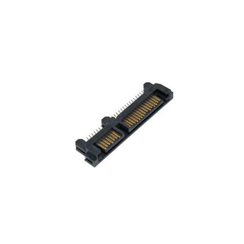 2x SATA-M22P-T Steckverbinder SATA Buchse männlich PIN 22 NINIGI