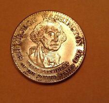 "George Washington US First President 1789-1797 Commemorative Medallion 1"""