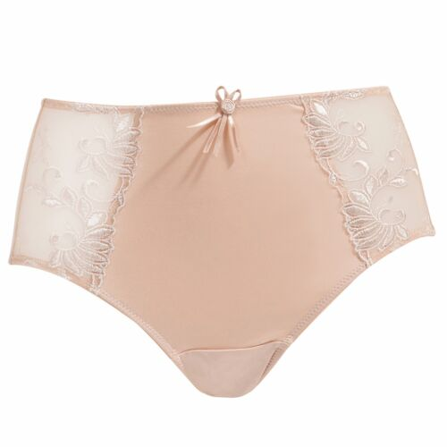 3804B Pour Moi Imogen Rose Embroidery Brief Latte