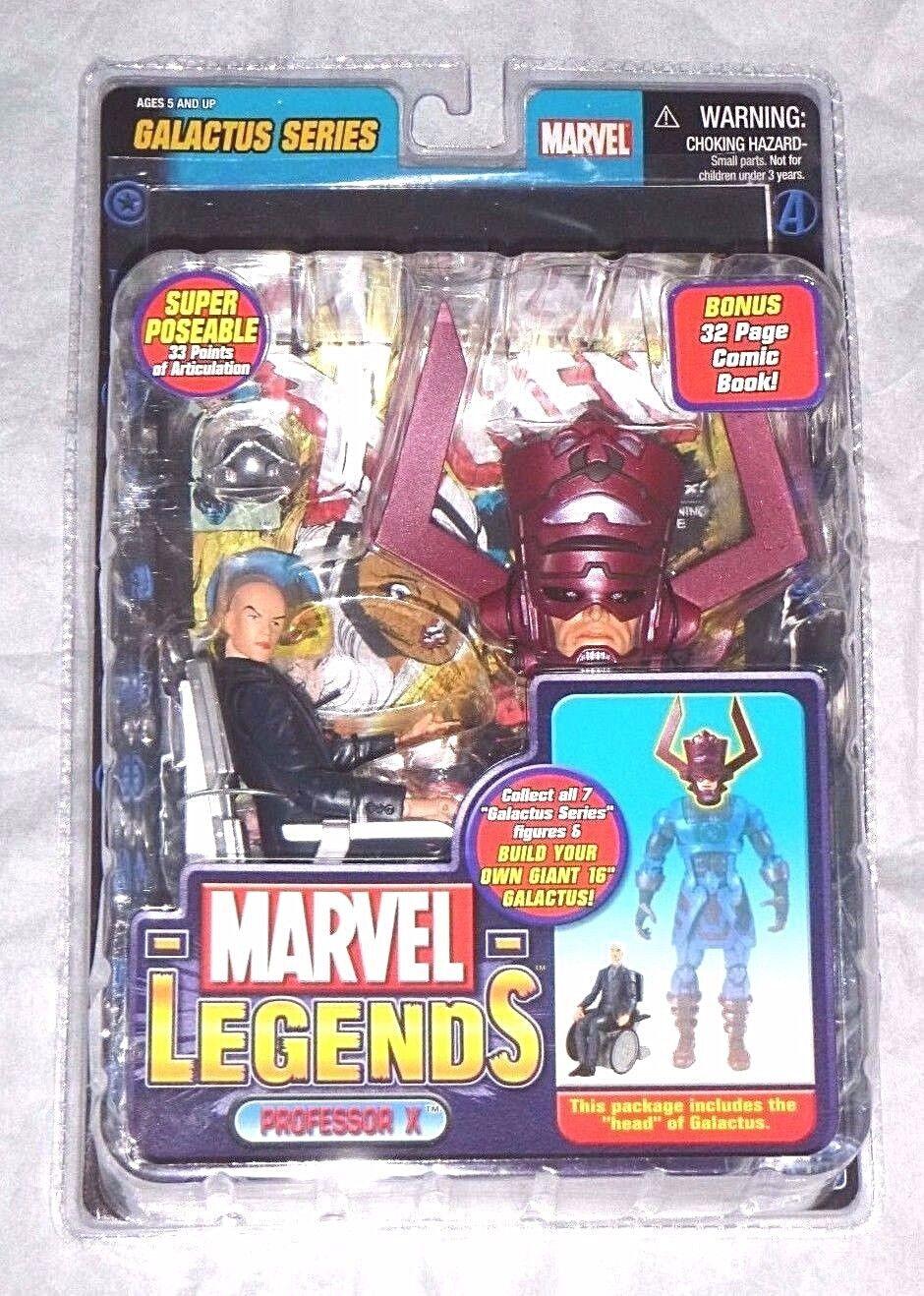 Marvel - legenden professor x galactus serie xavier marvel - universum professor x