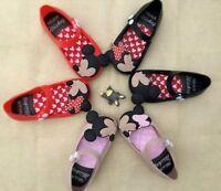 Summer Children Kids Girl Toddler Cartoon Cute Mickey Minnie sandals Jelly Shoes