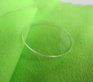 1-2mm-Edge-Thick-Double-Domed-Mineral-Watch-Crystal-16mm-45mm-Concave-Glass-A818