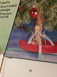 Gunnard Company 4 Brace Christmas Tree Stand IN Box ...