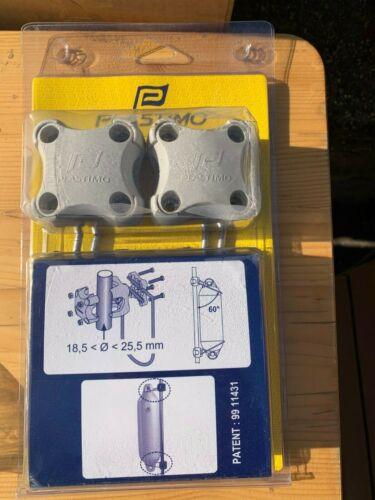 Fenderkorb Ø 18-25mm Fenderhalterung Befestigung Boot Reling