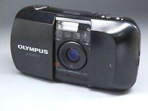 Olympus-u-mju-35mm-f-3-5-f3-5-35mm-Point-amp-Shoot-Film-Camera-From-Japan