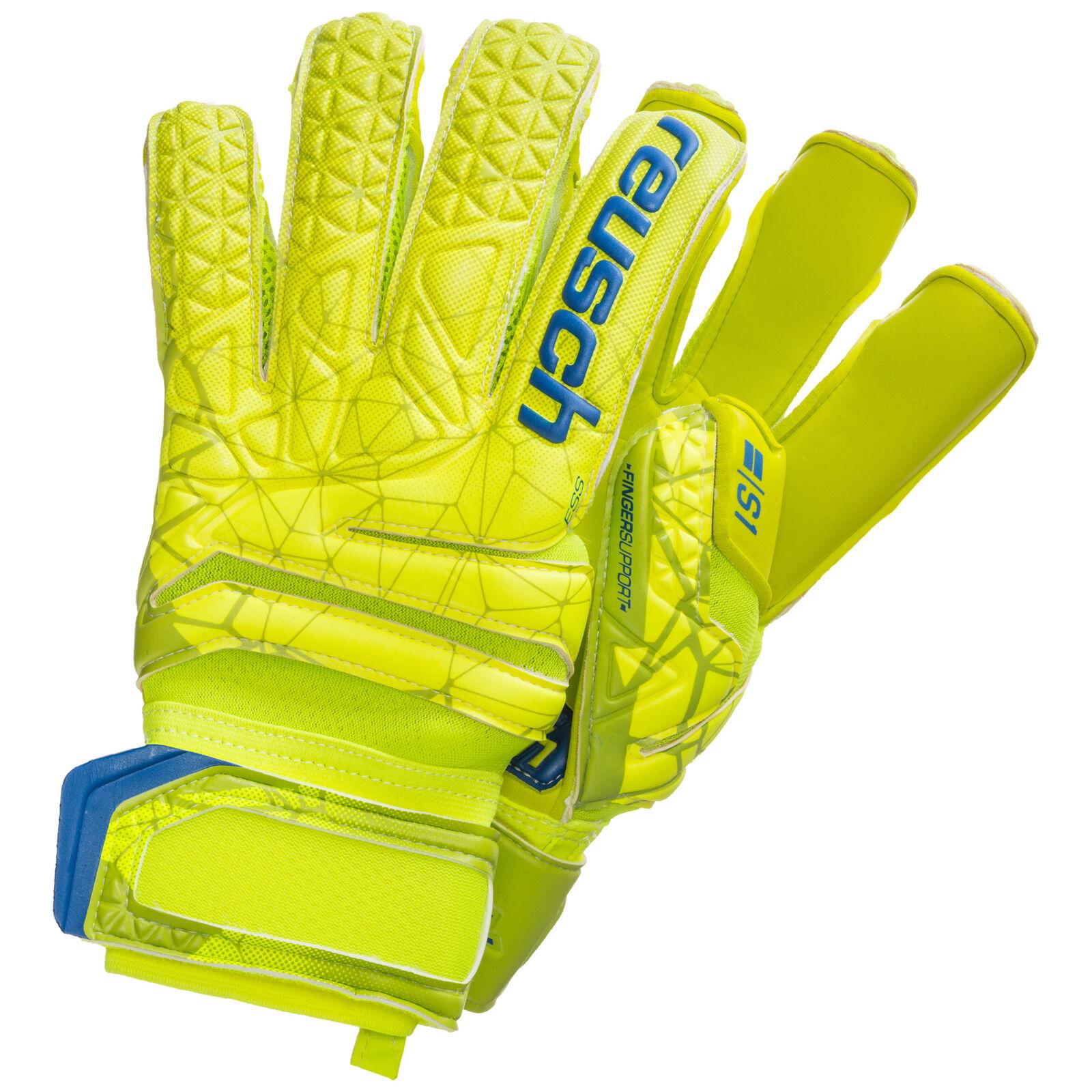 Reusch Fit Control S1 S1 S1 Evolution Finger Support Torwarthandschuh NEU ea77ef