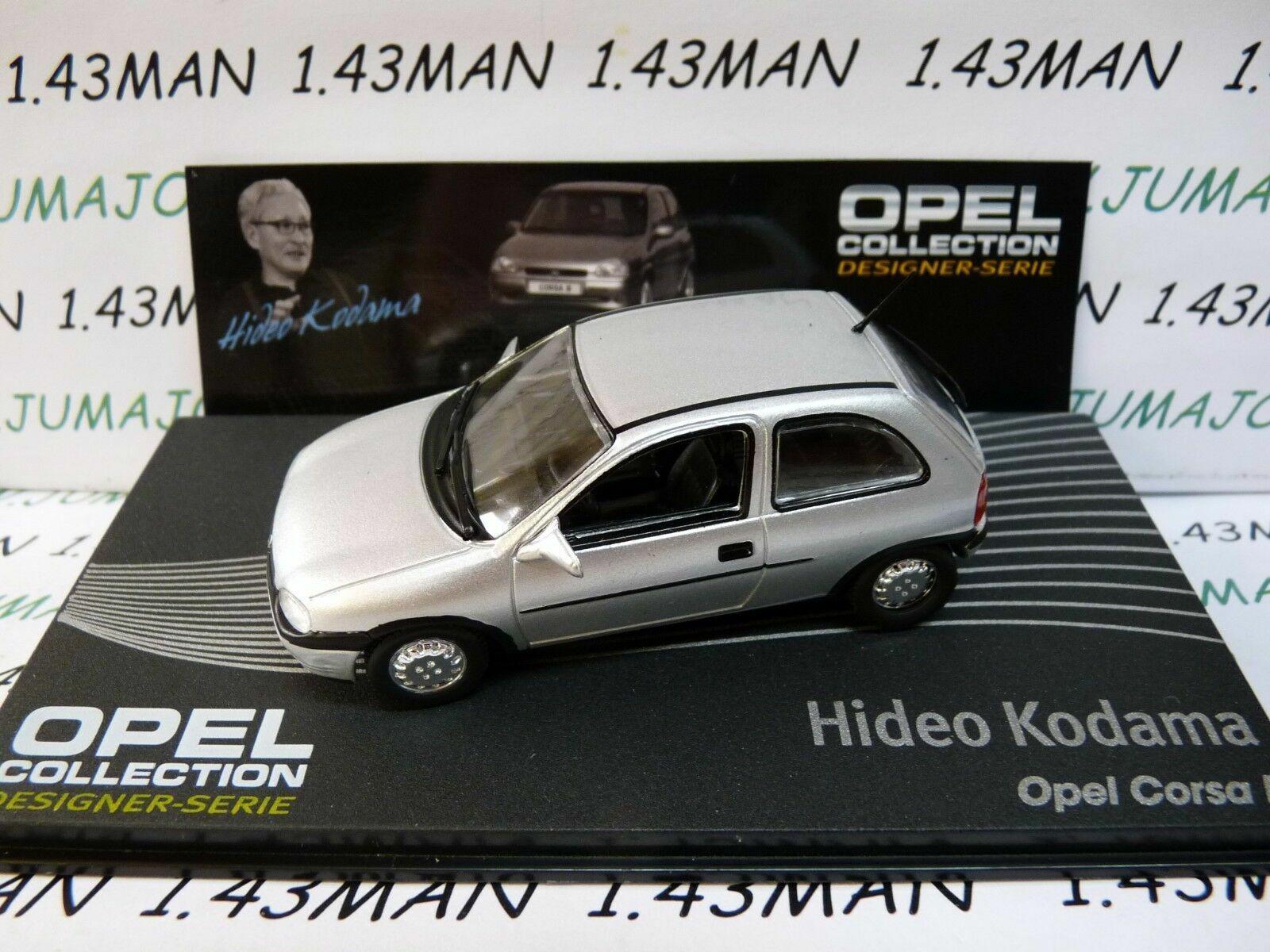 PL39H Car 1//43 Ixo ist Déagostini Poland Vauxhall Opel Corsa A 2 Doors